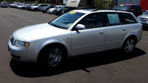 2004 audi a4 wagon for sale audi a4 at 1 8t quattro station wagon for sale used cars on