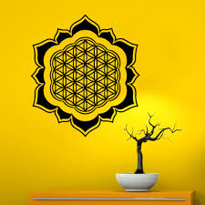 Wall Decals Mandala Ornament Indian by Wall Decals Vinyl Sticker Mandala Decal Ornament Indian Geometric