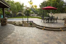 Patio Pavers Orange County Pavers Patios Gallery By Western Pavers Serving San