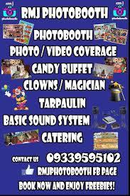 Photobooth Rental Rmj Photobooth Rental Services Home Facebook