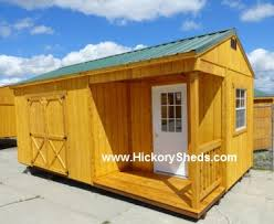 side porches hickory sheds side porch