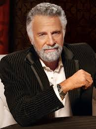 Interesting Man Meme Generator - most interesting man without beer blank template imgflip