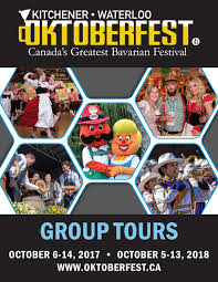 group tours 2017 by kitchener waterloo oktoberfest issuu