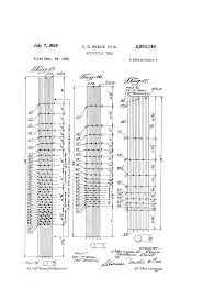 patent us2893149 artificial tree google patents