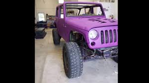purple jeep line x body armor purple jeep project 4 wheel parts u0026 service inc