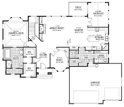 House Plans With Kitchen In Front 372 Best Floor Plans Images On Pinterest Small House Plans