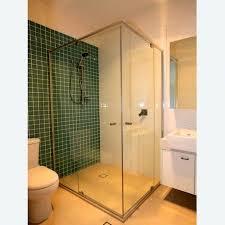 semi frameless shower screens builders discount warehouse