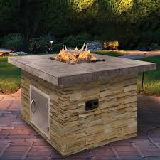 Fire Pits Propane The Good Ideas Of Natural Gas Fire Pits Afrozep Com Decor