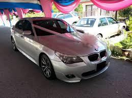 bmw 525 decorations bridal car car