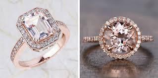 what is morganite morganite engagement rings