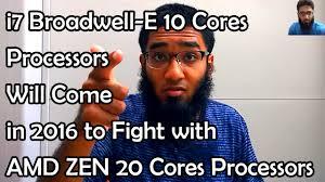 Amd Meme - i7 broadwell e 10 cores processor will come in 2016 to fight with