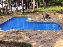 l shape inground pool kits royal swimming pools