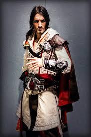 ezio costume spirit halloween ezio auditore cosplay art assassin u0027s creed 2 lc by
