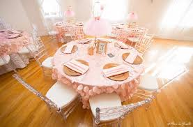 Decorating Chair For Baby Shower Sweet Pink U0026 Blush Baby Shower Baby Shower Ideas Themes Games