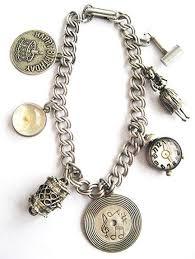 charm bracelet charms sterling silver images 41 best vintage sterling silver charm bracelets images on jpg