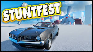 stuntfest thor s hammer crushing cars custom obstacle course