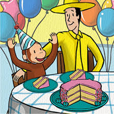 curious george birthday cake curious george birthday curious world
