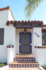 ole hanson historic home by using mexican tile accents by
