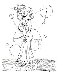 anime fairy coloring pages 85 coloring pages