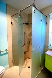 bifold shower door frameless shower doors wilson glass
