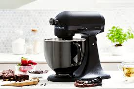 kitchenaid black tie mixer whip up a storm with kitchenaid s limited edition artisan black tie