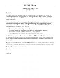 career change cover letter examples cover simple sample cover