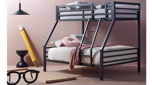 custom bunk bed frames aesthetic appealing bunk bed frames