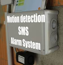 diy motion detection sms alarm system  steps with pictures with in this project i will combine a cheap pir motion sensor with a tc gsm  module to build an alarm system which sends you an intruder alert sms  whenever  from instructablescom