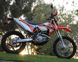 motocross pedal bike 2016 ktm 500exc dirt bike test