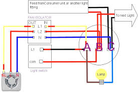 Bathroom Fan Timer Wiring Diagram For Bathroom Extractor Fan With Timer Wiring