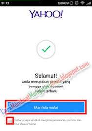 membuat email yahoo indonesia buat email yahoo lewat hp disini saya ada caranya pake aplikasi