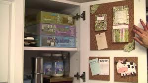 cork bulletin boards for inside of cupboard doors youtube