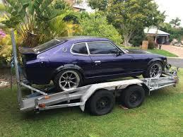 nissan 260z engine for sale 1976 datsun 260z 2 2 purple metallic cars for sale