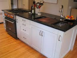 sink island kitchen serious cook s kitchen