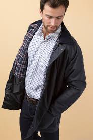 mens rydale classic wax jacket