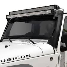 Led Light Bar Brackets by Rock Slide Engineering Ac Ws 101 Jk Rse Series Black Textured