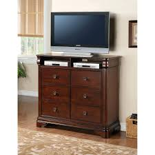 bedroom tv stand dresser cast also for small space avalon archer