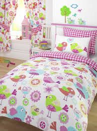 pink and purple girls bedding kids room feminine girls bedroom decor ideas bedroom with two