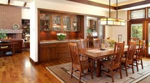 Mission Style Dining Room Furniture Adorable Crafts Style Dining Room Arts And Crafts Dining Room