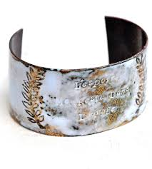 cuff bracelet jewelry images French quote enamel cuff bracelet jewelry bracelets bullfinch jpg