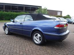 saab 9 3 2 0 t auto cabriolet 1998 for sale at the lhd place