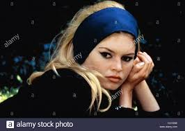 brigitte bardot contempt le mepris 1963 stock photo royalty