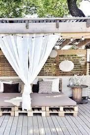 petit salon de jardin pour terrasse faire un salon de jardin en palette jardin en palette banquette