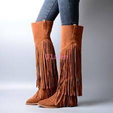 womens boots elder beerman unbranded suede boots s footwear ebay