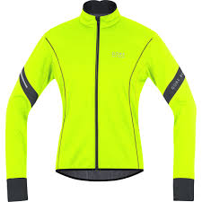 hi vis cycling jacket wiggle com gore bike wear power 2 0 softshell jacket cycling