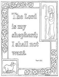 coloring pages kids adron preach gospel free