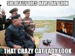 Crazy Cat Lady Memes - penny bright the crazy cat lady weknowmemes generator