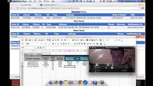 Probate Spreadsheet Virtual Assistant Probate Leads Youtube