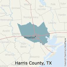 map houston harris county best places to live in harris county