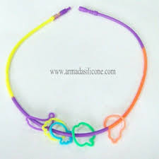 silicone necklace images Silicone necklace and bracelet silicone necklace rubber necklace jpg